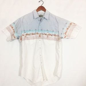 Vintage Cumberland Outfitters Western Shirt XL
